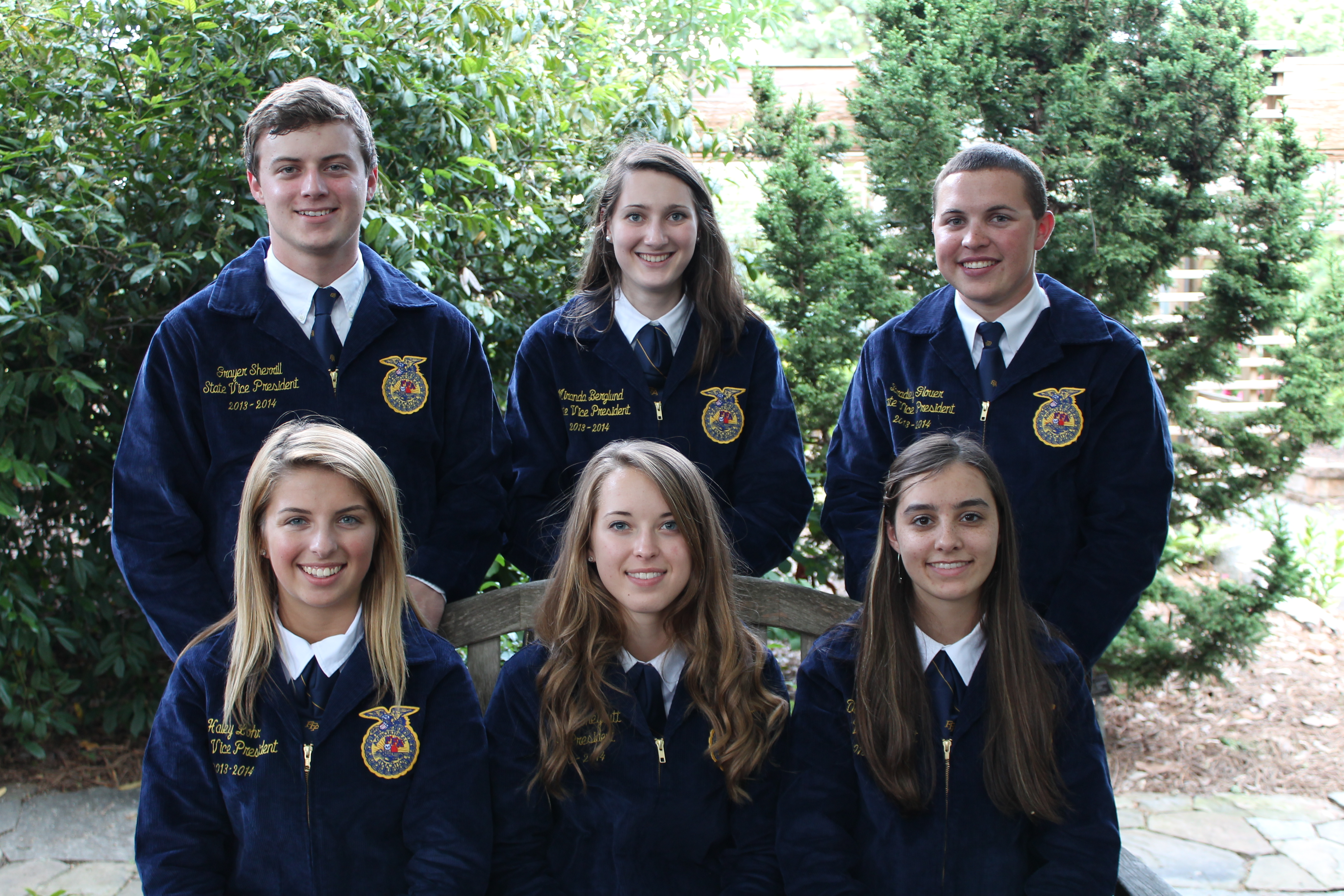 2013-2014 State Officers
