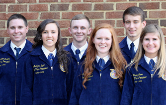 2014-2015 State Officers