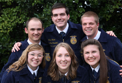 2016-2017 State Officers